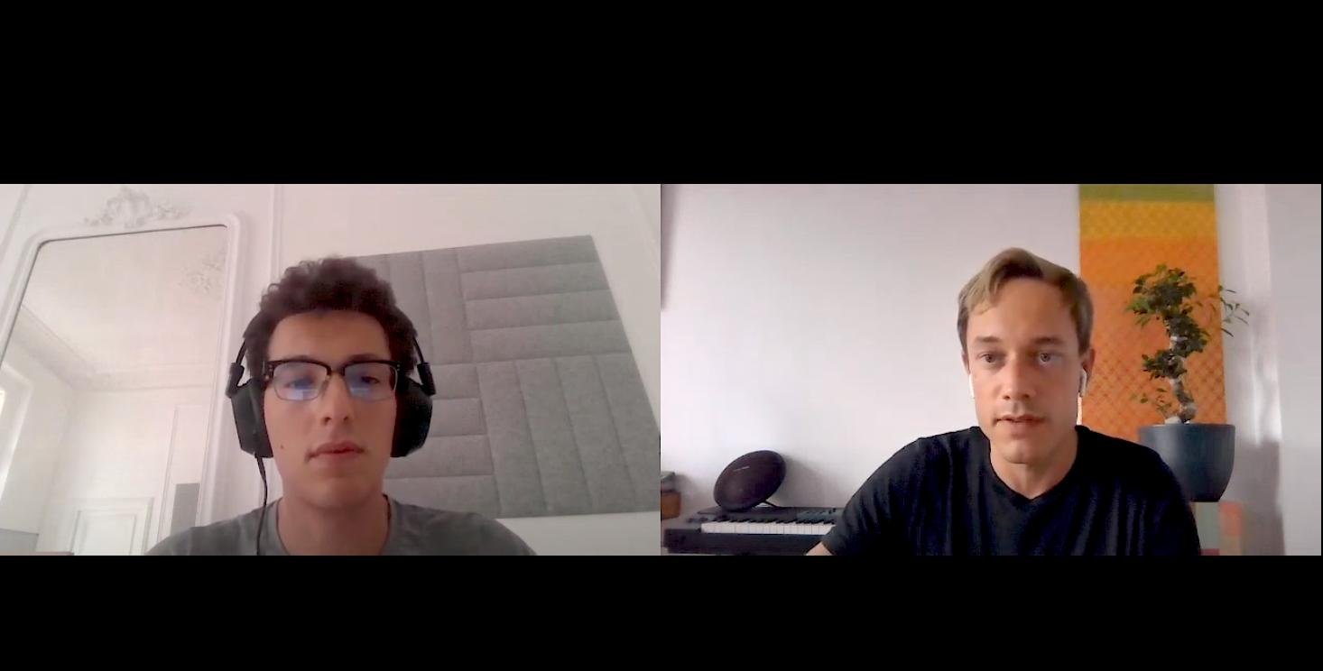 Tim Koschella interviews Rémi Lemonnier on standard algorithm models and contextual data