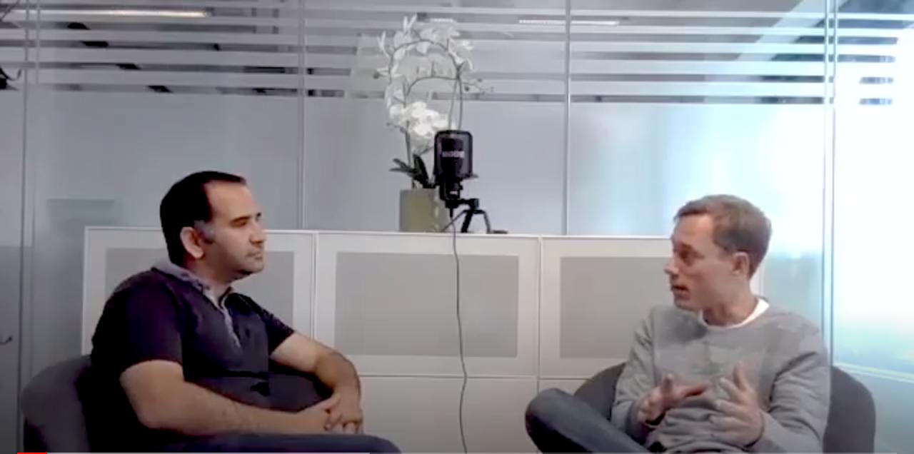 Maor Sadra - Tim Koschella interviews Maor Sadra on large Ad companies & Game studios
