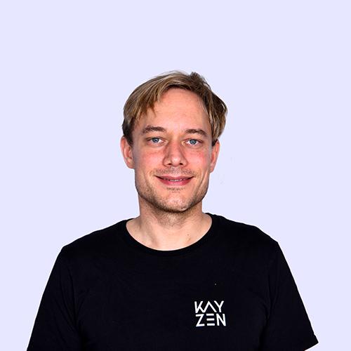 Tim Koschella - CEO & Co-Founder - Kayzen