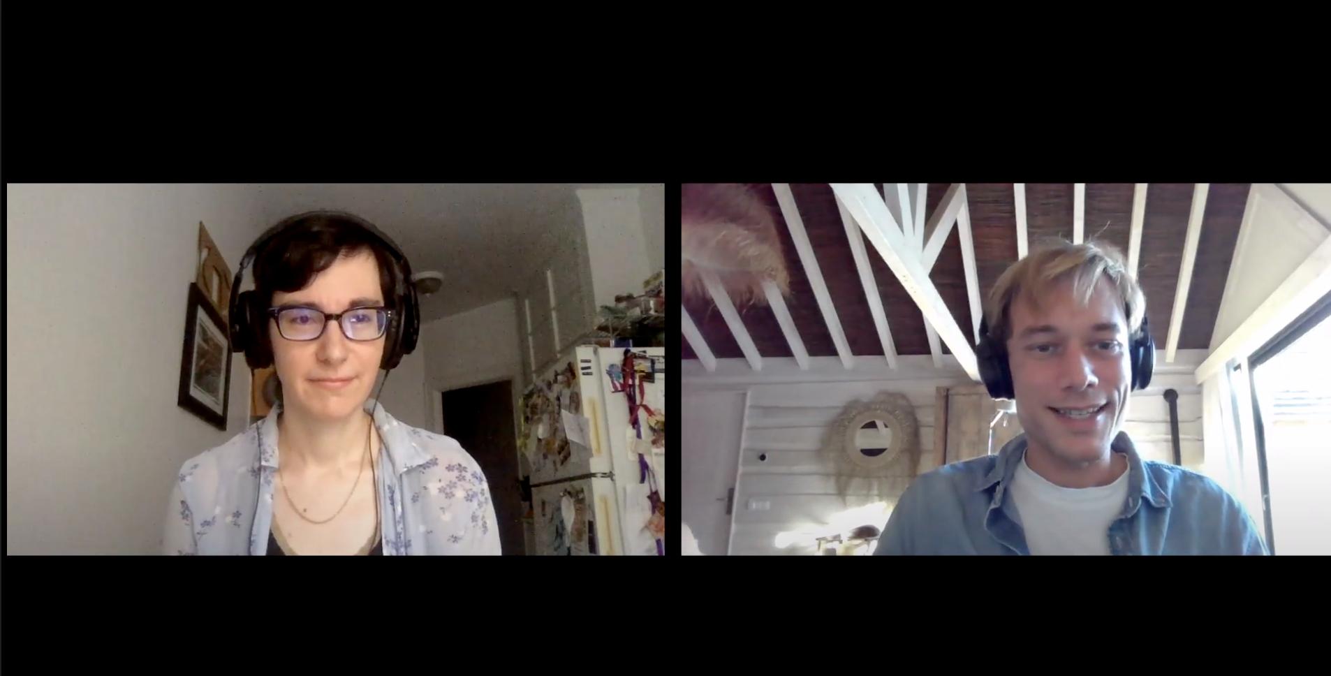 Tim Koschella interviews Allison Schiff